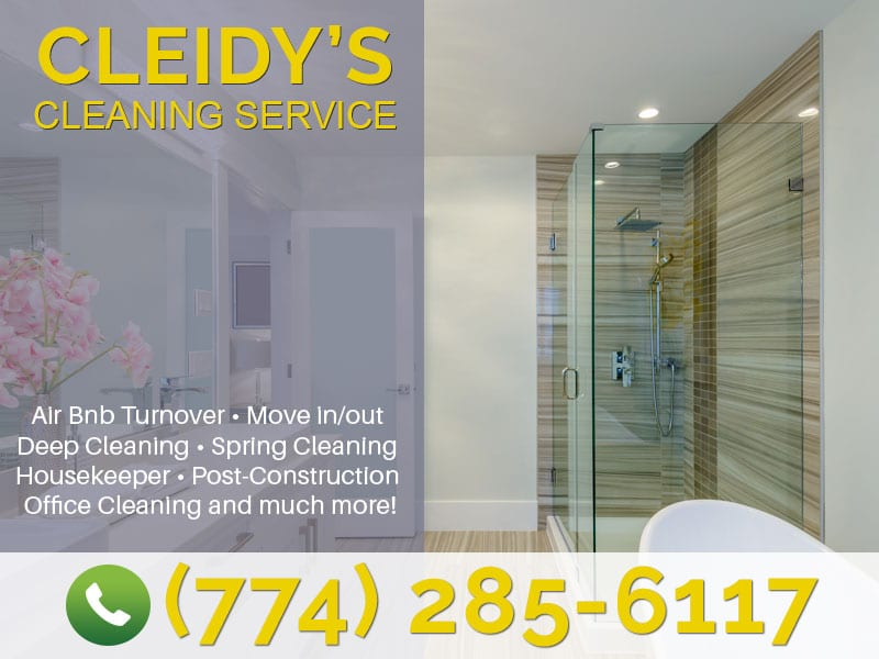 House Cleaning Service in West of Town, MA